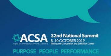ACSA Summit 2019